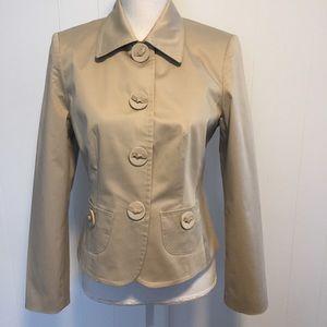 Talbots stretch jacket size 2.